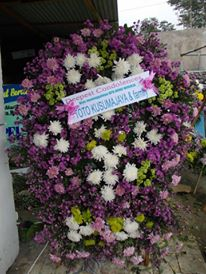 Standing Flowers Malang 1