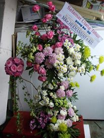 Standing Flowers Malang 2