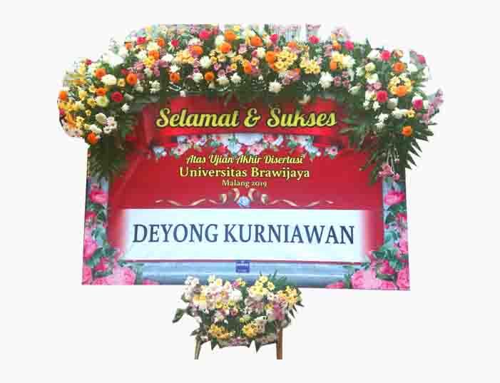 papan bunga 1,5jt